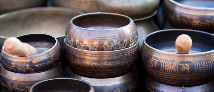 The intricate working of Singing bowls