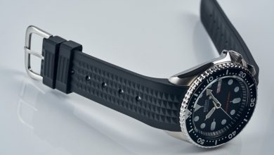 Rubber Wristwatch Straps