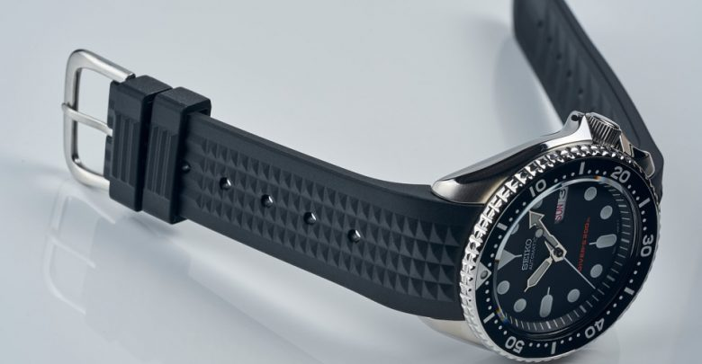 Rubber Wristwatch Straps